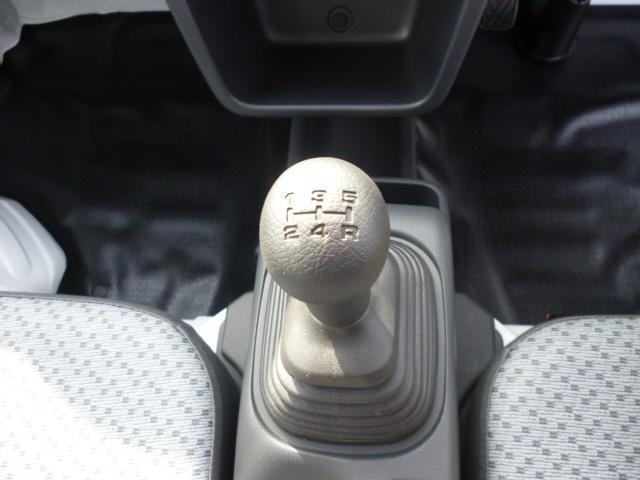 M エアコン パワステ 4WD 誤発進抑制 届出済未使用車(17枚目)