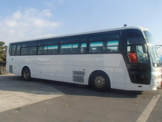 三菱ふそう 三菱ふそう ニューエアロ 大型観光バス ハイデッカー 三菱検査済 即納可