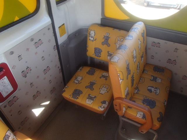 トヨタ コースター 幼児バス カメ仕様 大人3人幼児39人乗 バックモニター
