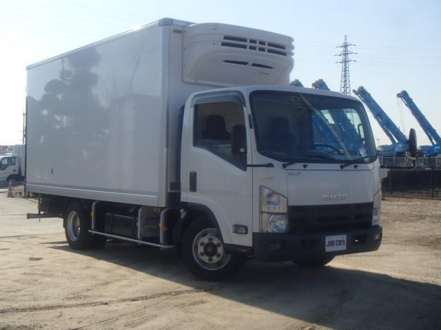 いすゞ エルフトラック 冷蔵冷凍車 低温 -30℃ 2.95t 二室仕様