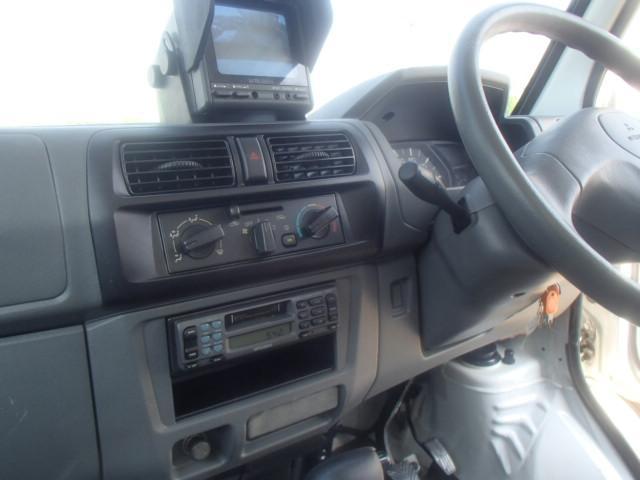 販売車 パネルバン AT 折戸 跳上 バックカメラ 4WD(12枚目)