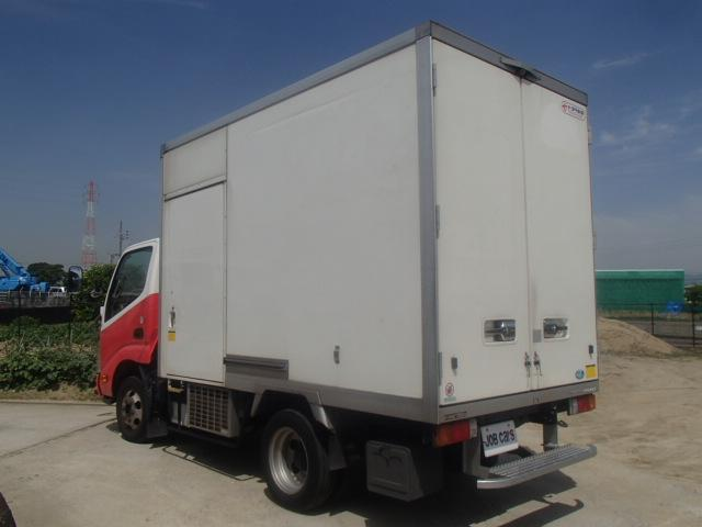 トヨタ トヨエース 冷蔵冷凍車  -22℃設定 1.3t積 スライドドア MT