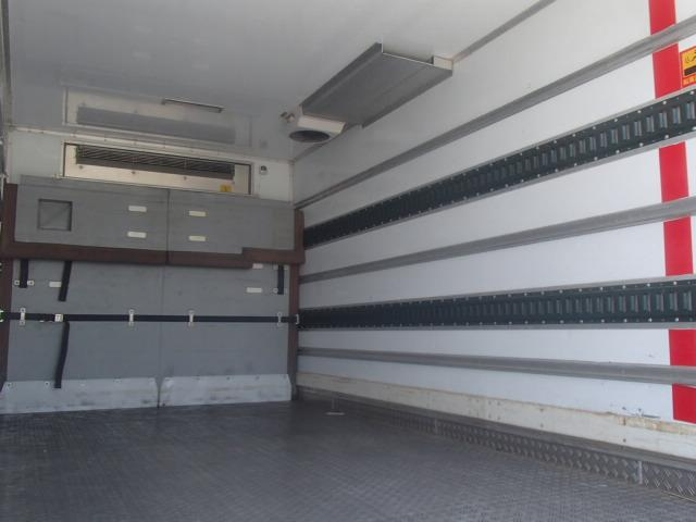 いすゞ エルフトラック 冷蔵冷凍車 -30℃設定 3t積 ラッシング 格納ゲート