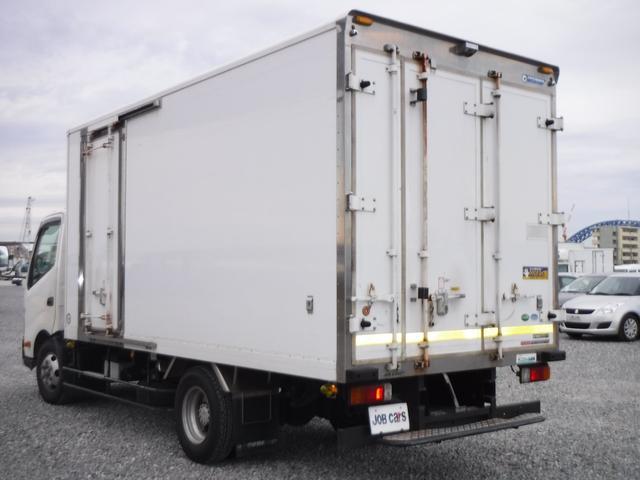 冷蔵冷凍車 二室式 低温 -32℃ 2.95t スライド(7枚目)