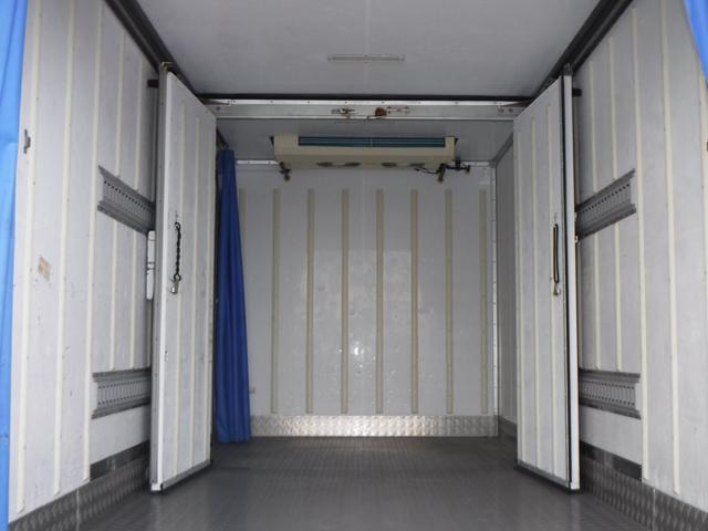 冷蔵冷凍車 二室式 低温 -32℃ 2.95t スライド(12枚目)