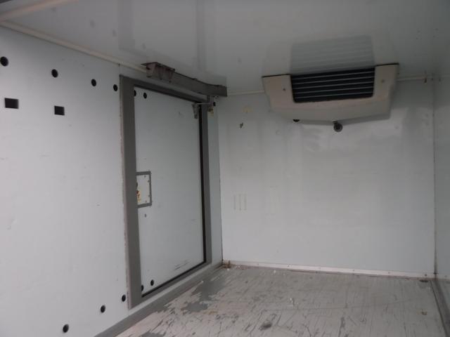 冷蔵冷凍車 中温 -5℃ AT スライドドア 観音扉(11枚目)