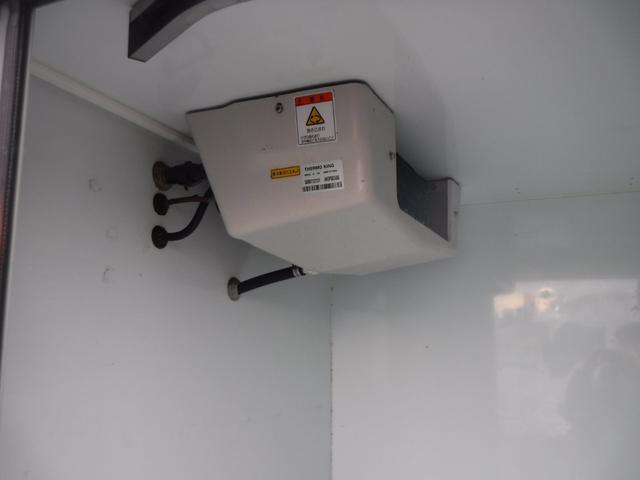 冷蔵冷凍車 中温 -5℃ AT スライドドア 観音扉(14枚目)