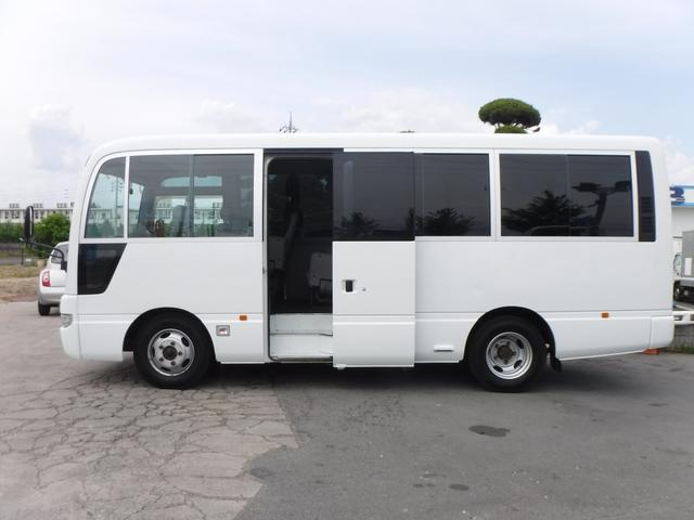 マイクロバス 小型送迎26人SX オートスイングドア 軽油(5枚目)