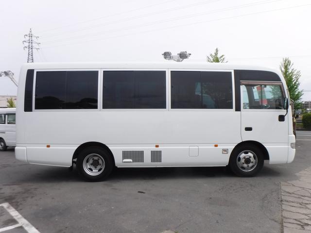 マイクロバス 小型送迎26人SX オートスイングドア 軽油(6枚目)