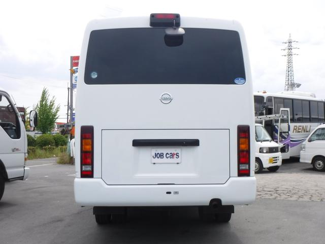 マイクロバス 小型送迎26人SX オートスイングドア 軽油(8枚目)