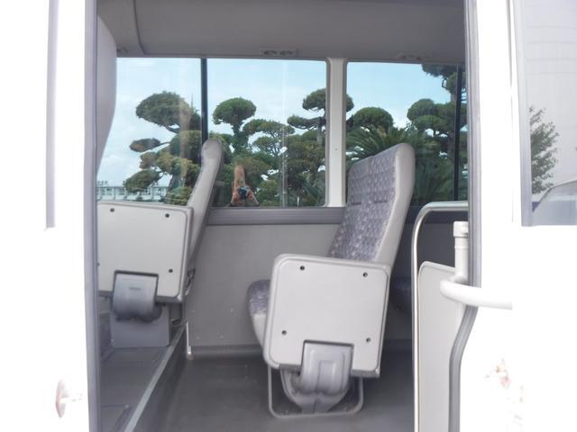 マイクロバス 小型送迎26人SX オートスイングドア 軽油(11枚目)