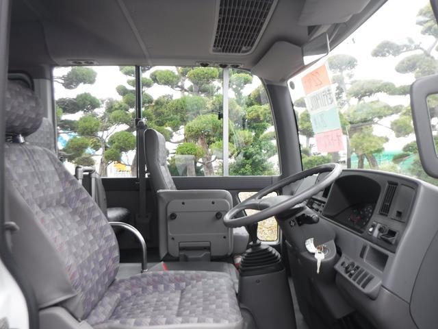 マイクロバス 小型送迎26人SX オートスイングドア 軽油(17枚目)