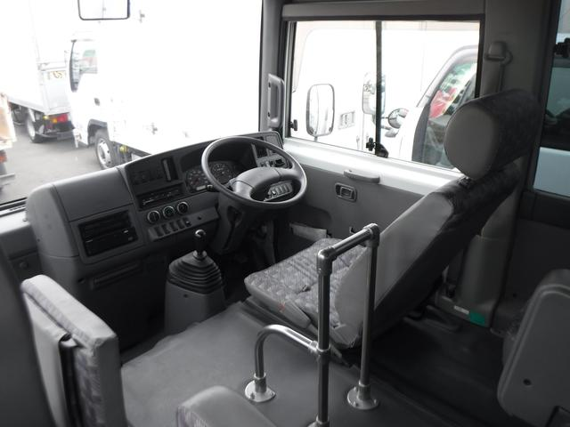 マイクロバス 小型送迎26人SX オートスイングドア 軽油(18枚目)