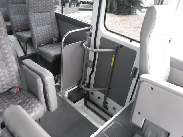 マイクロバス 小型送迎26人SX オートスイングドア 軽油(20枚目)