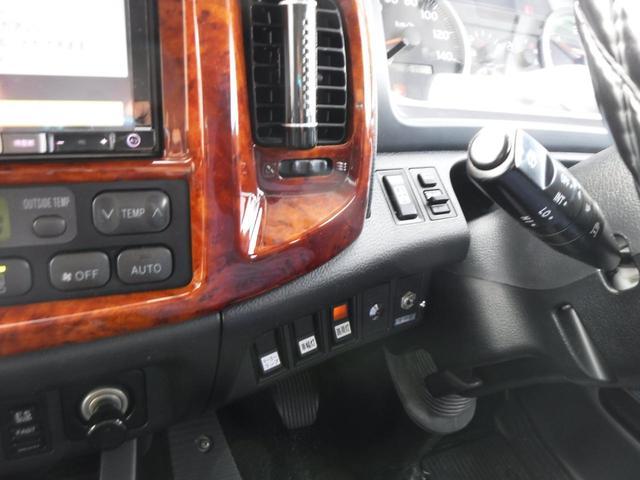 冷蔵冷凍車 低温-30℃設定 62ワイドベッド付 格納ゲート(18枚目)
