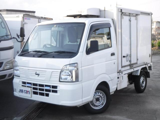 冷蔵冷凍車 低温 -30℃設定 AT バックモニター(2枚目)