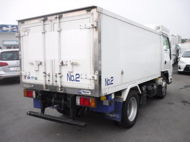 冷凍冷蔵車 低温 -30℃設定 1.5t スムーサー(7枚目)