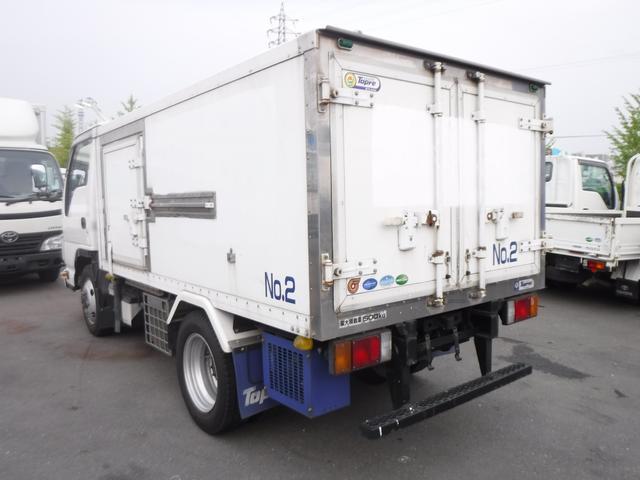 冷凍冷蔵車 低温 -30℃設定 1.5t スムーサー(9枚目)