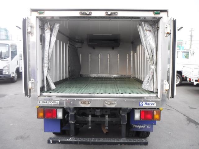 冷凍冷蔵車 低温 -30℃設定 1.5t スムーサー(11枚目)