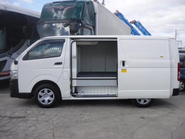 冷蔵冷凍車 1t 中温 -7℃設定 左スライドドア AT(5枚目)