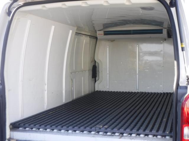 冷蔵冷凍車 1t 中温 -7℃設定 左スライドドア AT(10枚目)
