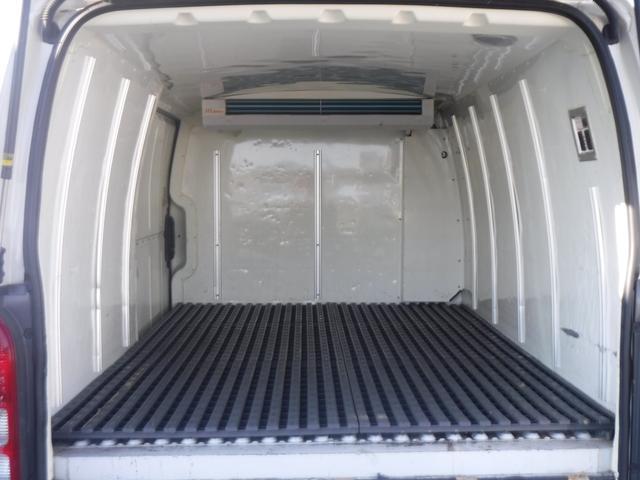 冷蔵冷凍車 1t 中温 -7℃設定 左スライドドア AT(11枚目)