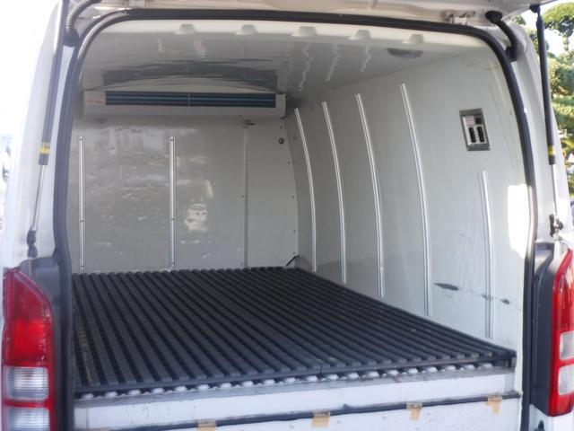 冷蔵冷凍車 1t 中温 -7℃設定 左スライドドア AT(12枚目)