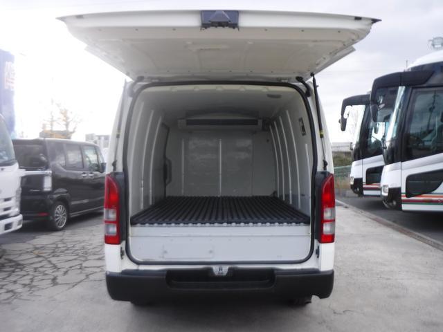 冷蔵冷凍車 1t 中温 -7℃設定 左スライドドア AT(27枚目)