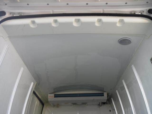冷蔵冷凍車 1t 中温 -7℃設定 左スライドドア AT(29枚目)