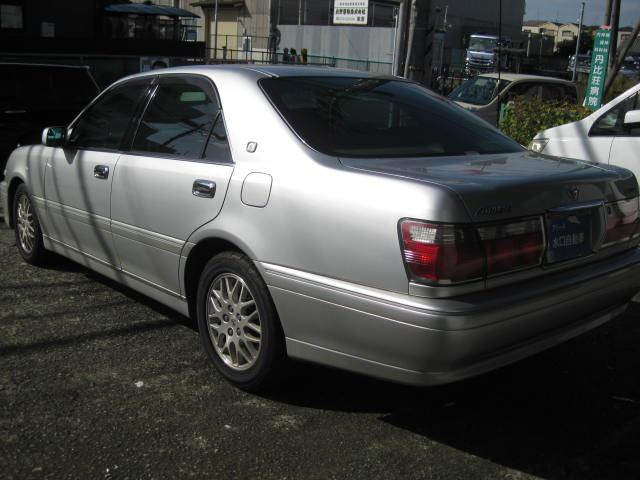 「トヨタ」「クラウン」「セダン」「大阪府」の中古車5