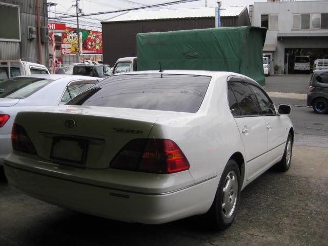 「トヨタ」「セルシオ」「セダン」「大阪府」の中古車5