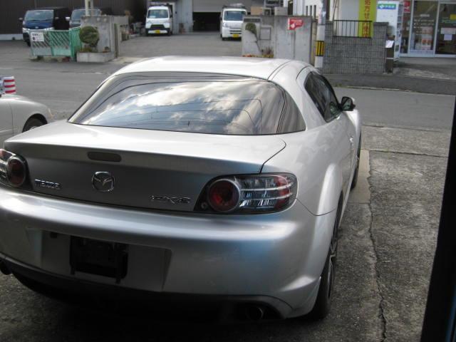 「マツダ」「RX-8」「クーペ」「大阪府」の中古車3