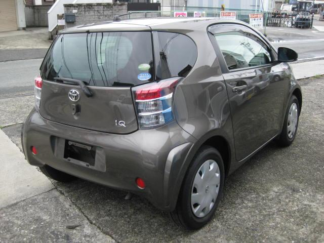 「トヨタ」「iQ」「コンパクトカー」「大阪府」の中古車5