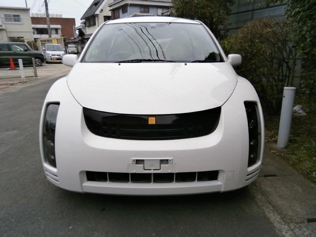 「トヨタ」「WiLL サイファ」「コンパクトカー」「京都府」の中古車2