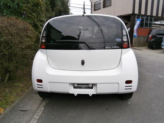 「トヨタ」「WiLL サイファ」「コンパクトカー」「京都府」の中古車3