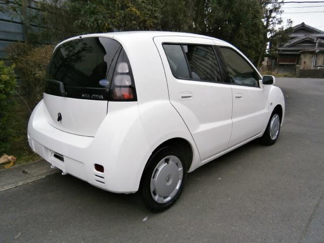 「トヨタ」「WiLL サイファ」「コンパクトカー」「京都府」の中古車7