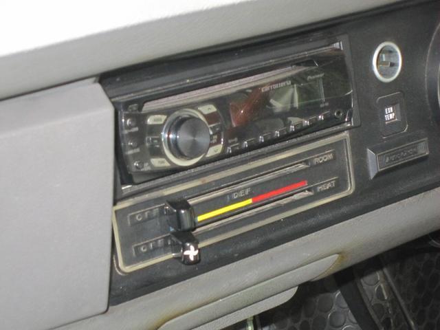 DX 旧車 モモハンドル CDデッキ MT(10枚目)