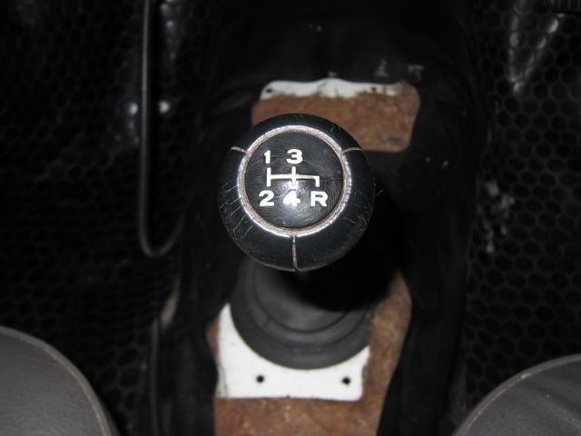 DX 旧車 モモハンドル CDデッキ MT(11枚目)