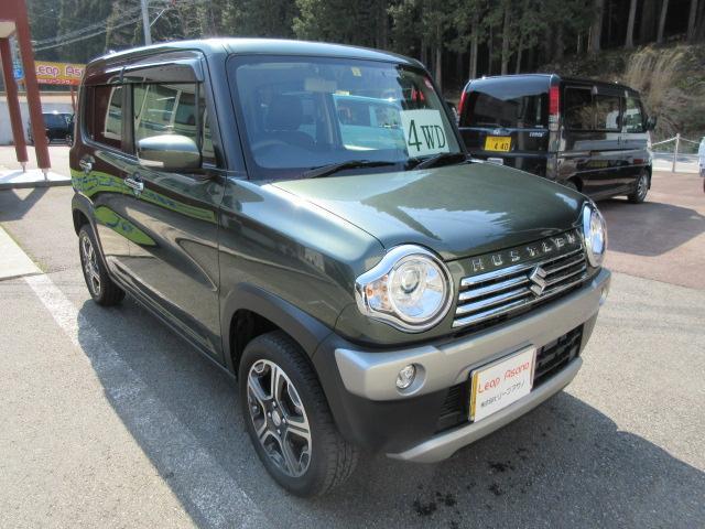 「スズキ」「ハスラー」「コンパクトカー」「兵庫県」の中古車5