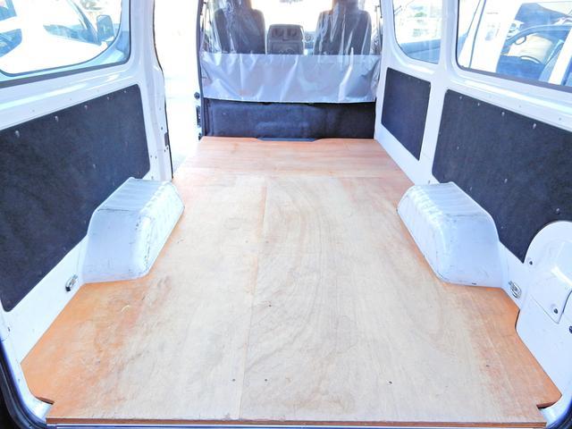 ロングDX/荷室木板/小型貨物4ナンバ/1オーナー/Tチェン(5枚目)