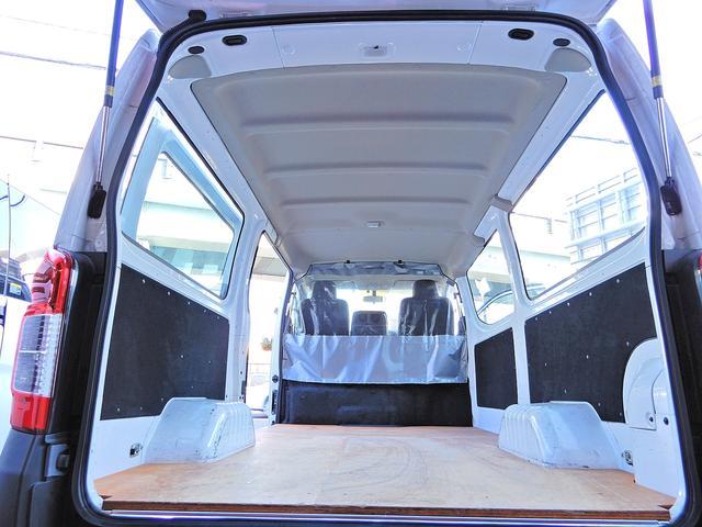 ロングDX/荷室木板/小型貨物4ナンバ/1オーナー/Tチェン(7枚目)