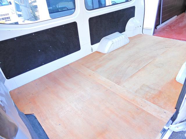 ロングDX/荷室木板/小型貨物4ナンバ/1オーナー/Tチェン(8枚目)