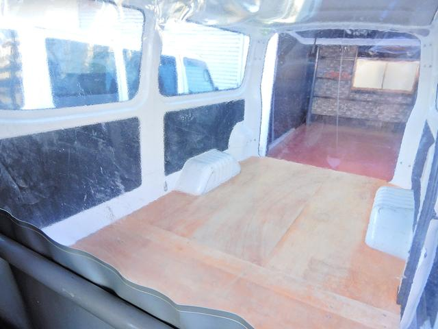 ロングDX/荷室木板/小型貨物4ナンバ/1オーナー/Tチェン(10枚目)