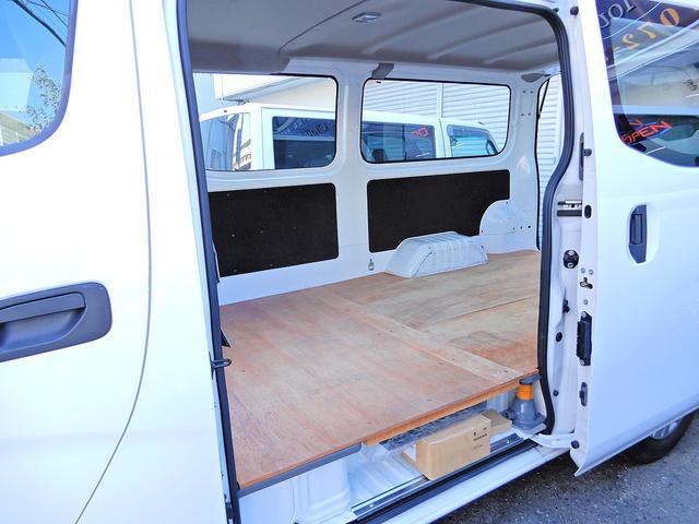 ロングDX/荷室木板/小型貨物4ナンバ/1オーナー/Tチェン(11枚目)