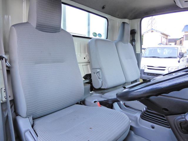ロング ワイド 型式XZU710 積載2t 荷台寸法木製436cm188cm38cm Wタイヤ フルジャストロー MT6速 法人ワンオーナー 点検整備記録付き ETC ディーゼルターボ軽油 普通貨物1ナンバー(17枚目)