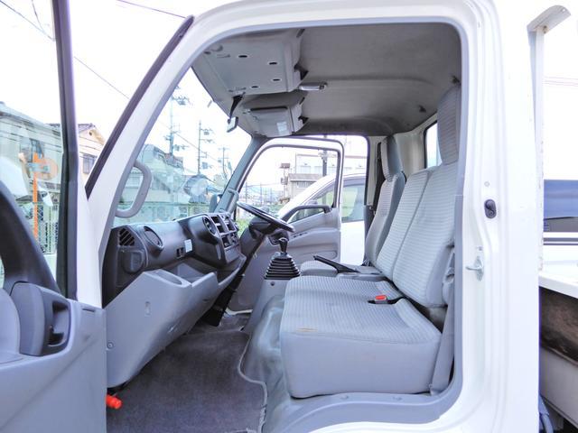 ロング ワイド 型式XZU710 積載2t 荷台寸法木製436cm188cm38cm Wタイヤ フルジャストロー MT6速 法人ワンオーナー 点検整備記録付き ETC ディーゼルターボ軽油 普通貨物1ナンバー(27枚目)