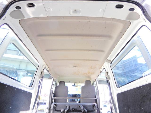 ロングDX 荷台新品マット グー鑑定済み 両側スライド5D 6人乗り Tチェーン式 小型貨物4ナンバー キーレス ETC オートマ ガソリン車 内外装クリーニング済み 全国納車OK(10枚目)
