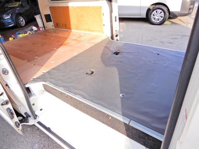 ロングDX H26年12月登録車 法人ワンオーナー 点検整備記録簿付き 両側スライド5D 小窓付き スモークフィルム 荷台木板 乗車定員3人乗り 外装ポリィッシャー磨き済み 内装荷台クリーニング済 キーレス 鑑定(7枚目)