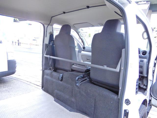 ロングDXターボ ディーゼル軽油車 グー鑑定済み 法人ワンオーナー 点検整備記録 両側スライド5D 外装ポリッシャー磨き済 内装荷台クリーニング済 タイミングチェーン式 キーレス ETC(7枚目)