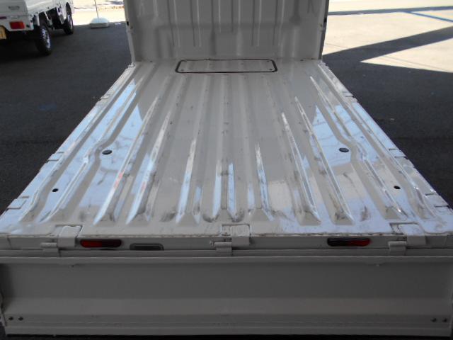 荷台は一部汚れがありますが、全体的にはきれいです!